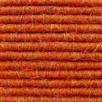 JHS Carpet Tiles: Tretford Eco Tile - Orange-Squash